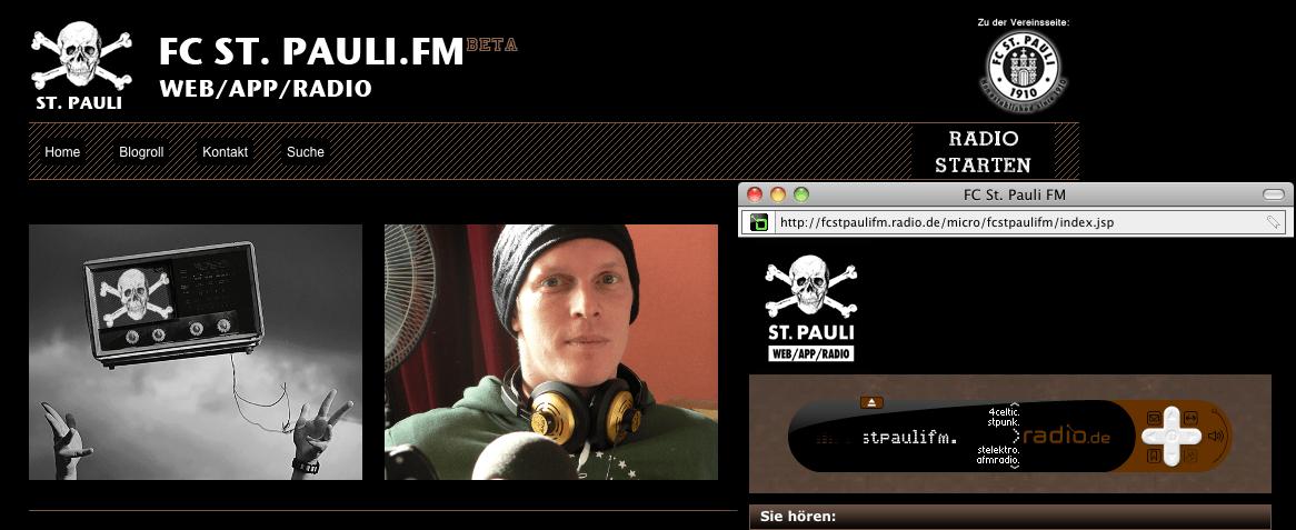 fc st pauli radio