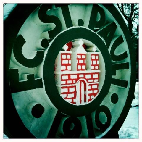 Steinlogo FC St. Pauli