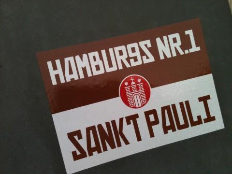 Hamburgs Nr.1 - Sankt Pauli