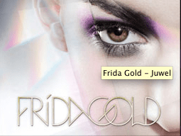Frida Gold Cover