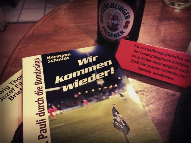 """Herrmann Schmidt: """"Wir kommen wieder!"""""""
