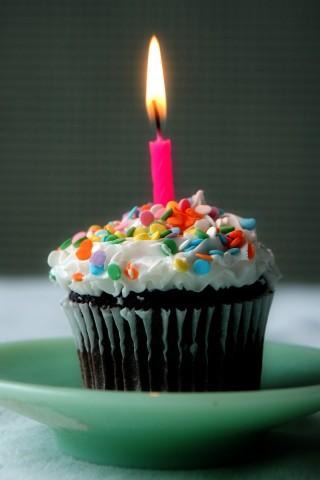 Birthday Cake  von Theresa Thompson