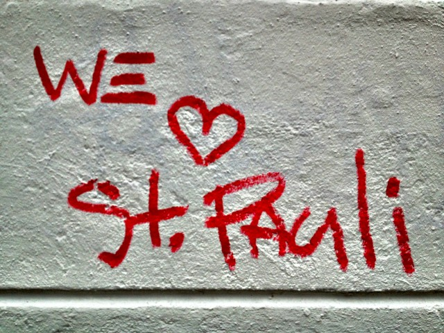 we love stpauli wallpaper